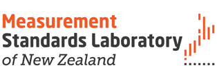 Measurement Standards Laboratory of New Zealand logo